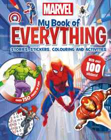 Marvel - My Book Of Everything