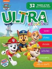 Paw Patrol - Ultra Activities