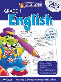 E-Classroom Workbook - English - Gr 1