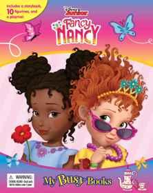 Disney Fancy Nancy - My Busy Book