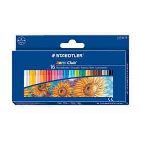 Staedtler Noris Club Oil Pastels 16's