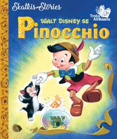 Disney Pinocchio - Skatkis-Stories