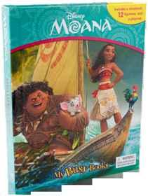Disney Moana - My Busy Book