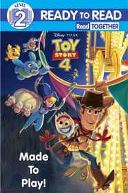 Disney Toy Story 4 - RTR Level 2 - Made To Play