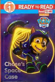 Paw Patrol - RTR Level 1 - Chase's Space Case
