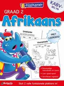 E-Klaskamer Werkboek - Afrikaans - Gr 2
