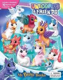 Unicorns & Friends - My Busy Book