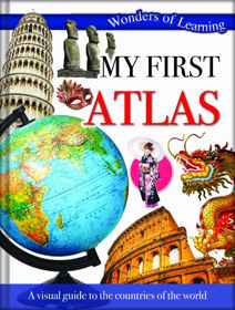 Wonders Of Learning Book - First Atlas