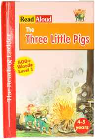 The Reading Ladder MHB - Level 1 - The Three Little Pigs