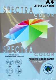 A4 Pastel Paper - Pack of 500 Blue (IK180)