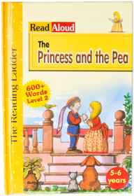 The Reading Ladder MHB - Level 2 - The Princess & The Pea