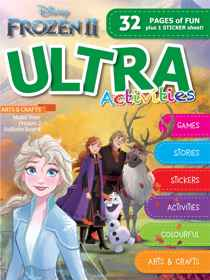 Disney Frozen 2 - Ultra Activies