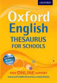 Oxford School Thesaures