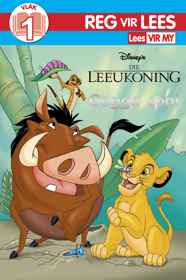Disney Lion King - RVL Vlak 1 - Gogga-Sop!