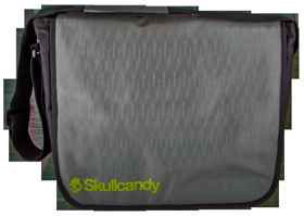 Skullcandy College Sling Bag - 2Tone Green