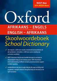 Oxford English - Afrikaans Dictionary