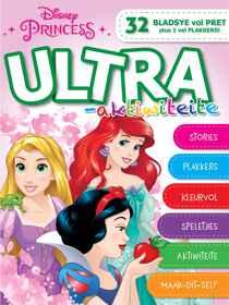 Disney Princess - Ultra-Aktiwiteite