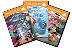 Assorted - Disney Read With Me