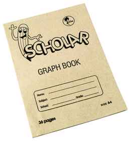 Graph Book A4 36PG