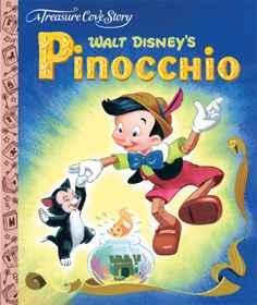Disney Pinocchio - Treasure Cove Stories