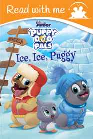 Disney Puppy Dog Pals - Read With Me