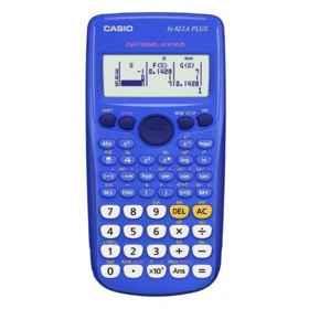 FX-82ZA-PLUS-Blue Elect. Calculator