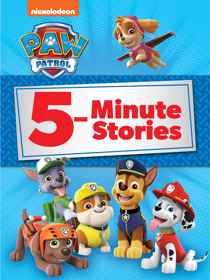 Paw Patrol - 5 Minute Stories Treasury