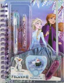 Disney Frozen 2 - Notebook Stationery Set