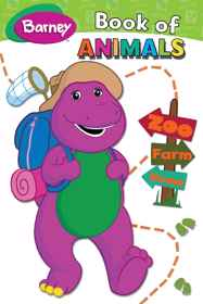Barney - Book Of Animals MHB