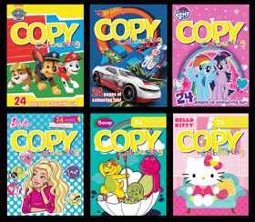Assorted - Disney 24pg Copy Colour Book