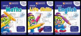Assorted - E-Classroom Workbooks - Gr 1