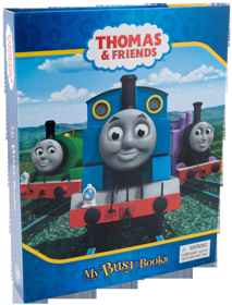 Thomas The Tank 2 - My Busy Book