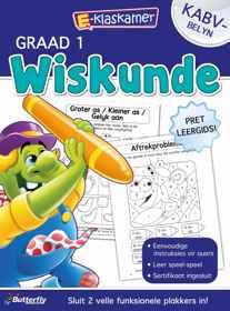 E-Klaskamer Werkboek - Wiskunde - Gr 1