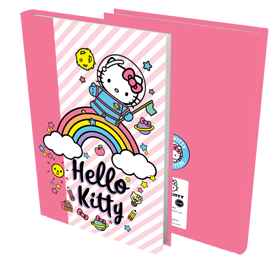 Hello Kitty - A4 Precut Book Cover - 5 Pack