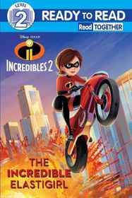 Disney Incredibles 2 - RTR Level 2 - The Incredible Elasticgirl