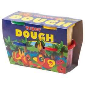 Dala Play Dough Pack of 4
