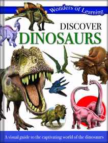 Wonders Of Learning Book - Dinosaurs