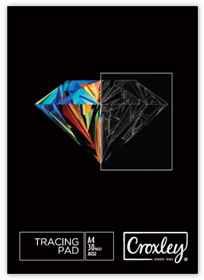 Croxley JD252 A4 30sheet Tracing Pad