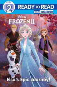 Disney Frozen 2 - RTR Level 2 - Elsa's Epic Journey