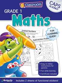 E-Classroom Workbook Maths - Gr 1