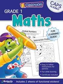 E-Classroom Workbook Maths - Gr 1