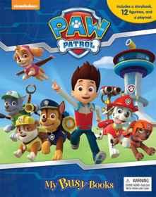 Paw Patrol - My Busy Book