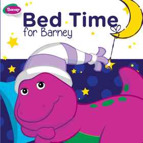 Barney Board Book - Bedtime For Barney