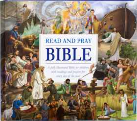 Read-And-Pray Children's Bible