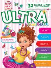 Disney Fancy Nancy - Ultra-Aktiwiteite