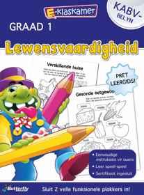 E-Klaskamer Werkboek - Lewensvaardigheid - Gr 1