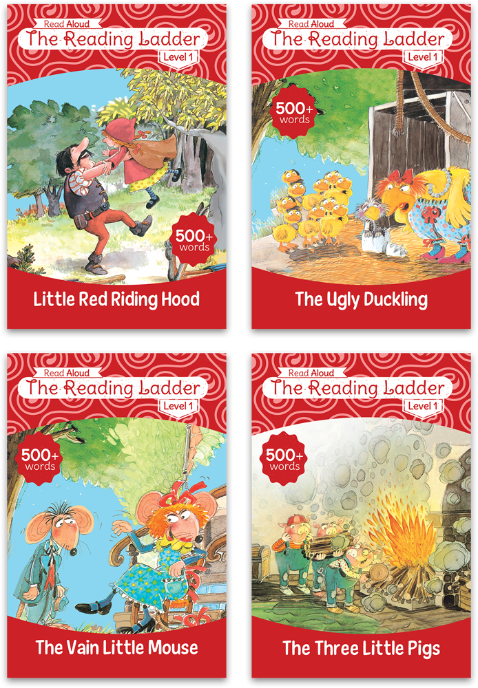Assorted - The Reading Ladder MHB - Level