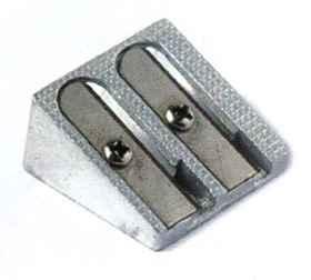 Double Metal Sharpener