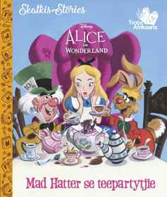 Disney Alice In Wonderland - Skatkis-Stories