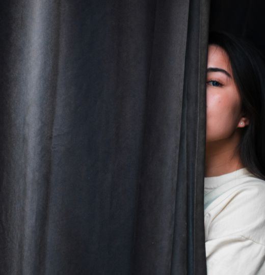 Marketer hiding her web budget